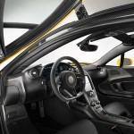 Der Innenraum des McLaren P1