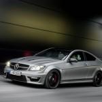 Mercedes-Benz C 63 AMG Edition 507 Exterieur Bilder