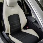 Die Sitze des Mercedes-Benz C 63 AMG Edition 507