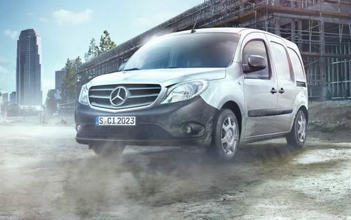 Mercedes-Benz Citan Worker Sondermodell von 2013