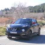 Nissan Juke Nismo mit 200 PS von vorne