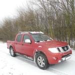 Nissan Navara Exterieur Bilder bei autosmotor