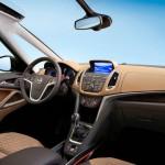 Hochwertige Ausstattung für den Opel Zafira Tourer Biturbo