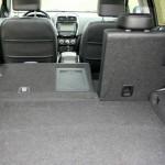 Der Kofferraum des Peugeot 4008