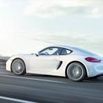 Porsche Cayman Exterieur Bilder (Typ 981c)