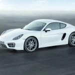 Porsche Cayman Fotos von Innen und Außen
