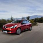 Renault Clio Grandtour in der Frontansicht