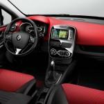 Der Innenraum des Renault Clio Grandtour