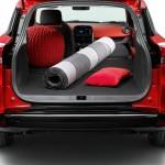 Der Kofferraum des Renault Clio Grandtour