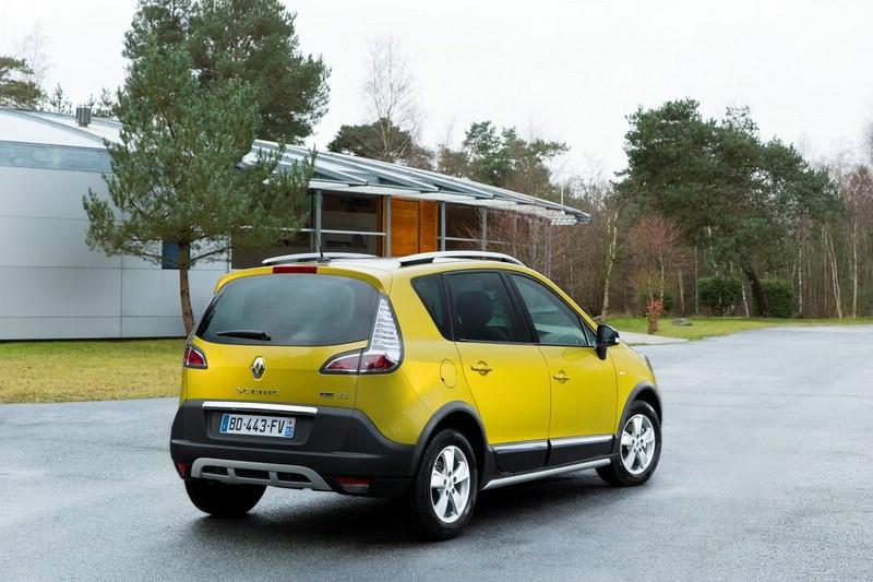 2013er Renault Scenic in der Variante Xmod