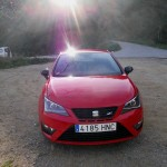 Die Frontscheinwerfer des Seat Ibiza Cupra (Rot, Front)