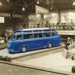 Der letzte Setra-Bus S 6 wurde 1963 produziert