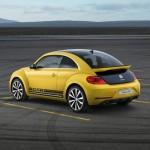 Volkswagen Beetle GSR in der Heckansicht