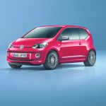 Das neue Sondermodell VW Cheer Up in Rot