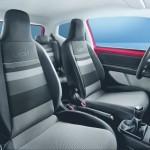 Die Sitze des VW Cheer Up