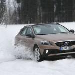 Volvo V40 Cross Country von vorne - Exterieur Fotos
