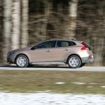 Volvo V40 Cross Country Bildergalerie Seitenansicht