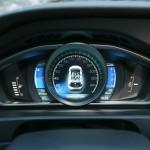 Die Anzeigeninstrumente im Volvo V40 R-Design