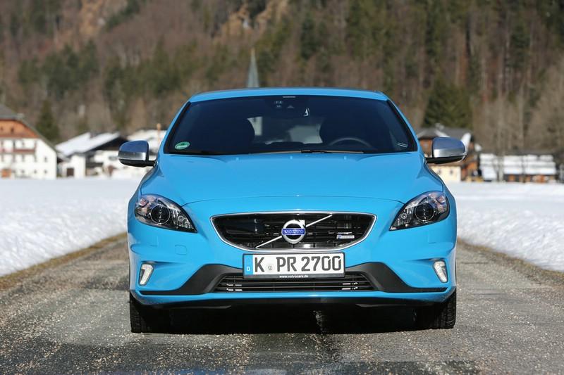 Volvo V40 R-Design in der Frontansicht