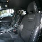Die Sitze des Volvo V40 R-Design