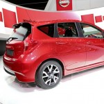 Nissan Note auf der 2013-er Genfer Automesse