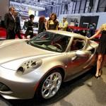 Alfa Romeo präsentiert in Genf den neuen 4c