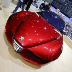 Alfa Romeo Gloria Concept in der Frontansicht - Genfer Auto-Salon 2013