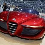 Alfa Romeo präsentiert in Genf das Gloria Concept