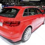 Audi A3 Sportback E-Tron auf dem Genfer Automobilsalon 2013