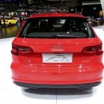 Audi A3 Sportback E-Tron auf dem Genfer Autosalon 2013