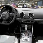 Der Interieur des Audi A3 Sportback E-Tron