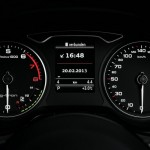 Instrumente des Audi A3 Sportback G-Tron