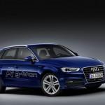 Audi A3 Sportback G-Tron Exterieur Bilder vom Erdgasauto