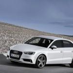 2013er Audi A3 Limousine Exterieur Bilder
