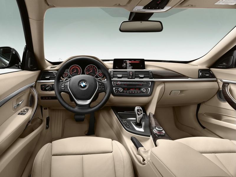 Armaturenbrett bmw  Galerie: BMW 3 Gran Turismo Armaturenbrett | Bilder und Fotos