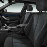 Die Sitze des BMW 3 Gran Turismo