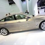 Der BMW 3er Gran Turismo auf der Automobilmesse in Genf