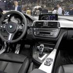 Der Innenraum des BMW 3er Gran Turismo
