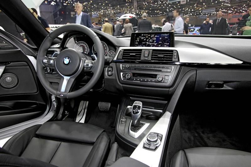 galerie bmw 3er gran turismo innenraum bilder und fotos. Black Bedroom Furniture Sets. Home Design Ideas
