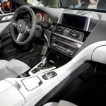 Das Cockpit des neuen BMW M6 Gran Coupe