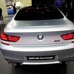 BMW M6 Gran Coupe auf der 2013-er Genfer Automesse