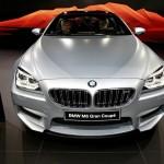 Vorstellung des BMW M6 Gran Coupe auf dem Genfer Autosalon 2013