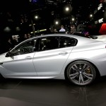 Das neue BMW M6 Gran Coupe auf dem Genfer Autosalon 2013