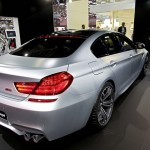 Präsentation des BMW M6 Gran Coupe auf Genfer Autosalon 2013