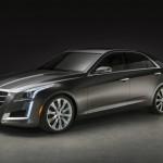 Die dritte Generation des Cadillac CTS