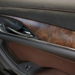 Das Interieur des neuen Cadillac CTS