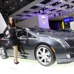 Cadillac ELR auf dem Genfer Autosalon 2013