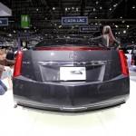 Cadillac ELR auf Autosalon Genf 2013