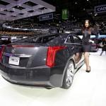 Cadillac ELR auf der 2013-er Genfer Automesse