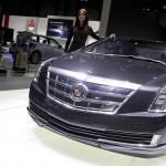 Cadillac ELR auf der Genfer Automobilmesse 2013